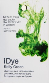 Jacquard iDye for naturals & polyesters