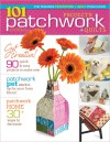 101 Patchwork Projects and Quilts Premier issue