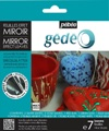 NEW Pebeo pack of 7 Assorted Mirror Effect Leaves