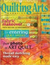 Quilting Arts Feb/March 2010