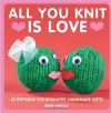 """All You Knit is Love"" Debbie Harold (1)"