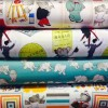 Camelot Babar pack of 4 fat quarters