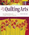 """The Best of Quilting Arts"" edited Pokey Bolton SOLD OUT"