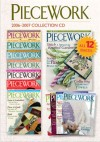 Piecework magazine CD collection 2006/7