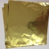 ArtEmboss Bright Gold extra light weight metal sheets - pack of 10