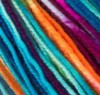 Colinette Jitterbug 4-ply yarn (great for socks too)