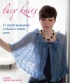 """Lacy Knits"" by Alison Crowther-Smith, using Rowan Kidsilk yarns  (1)"