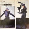 Lang Accessories leaflet - slightly shopsoiled