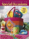 """Machine Embroidery for Special Occasions"" Joan Hincks  (1)"