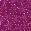 Michael Miller - Pin Spin fabric - jewel FAT 1/4 ONLY (1)