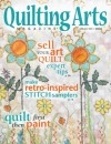 Quilting Arts June/July 2009
