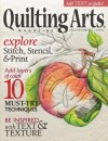 Quilting Arts Aug/Sept 2013