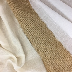 Cotton, Linen and Wool fabrics