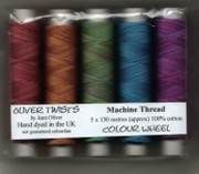 Threads for Machine Embroidery and Stitching