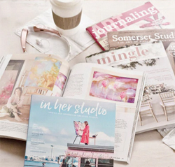 Stampington Magazine Subscriptions-p&p included to UK only
