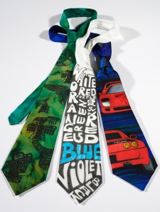 Silk Ties and Hankies