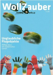 Schoppel-Wolle yarns and booklets