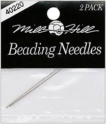 Mill Hill Beading Needles - pack of 2 (2)