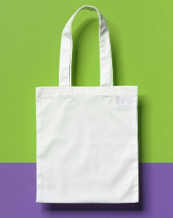 Ideen White Cotton Child's Shopping Bag (1)