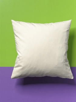 Ideen Pre-washed Natural Cotton Cushion Cover - 40 x 40cm NEW