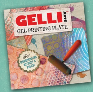 Gelli Arts Gel printing Plate 12x14in OUT OF STOCK