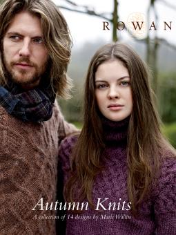 """Autumn Knits"" by Rowan using Cocoon, Lima & LIma Colour SOLD OUT"