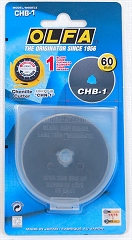 Olfa Chenille cutter blade - pack of 1 (1)