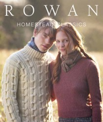"""Homestead Classics"" from Rowan using DK yarns SOLD OUT"
