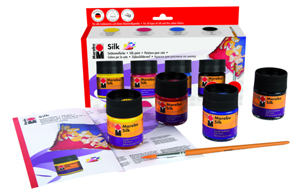 Marabu Silk Starter Set DISCONTINUED - SOLD OUT