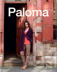 """Paloma"" book using Debbie Bliss Paloma SOLD OUT"
