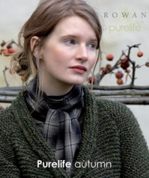 """Purelife Autumn"" from Rowan using Renew, British Sheep Breeds Chunky & Boucle SOLD OUT"