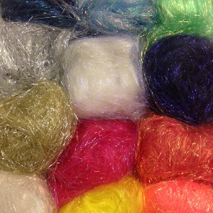 Angelina Fibres (low stocks - look at ArtVanGo fibres on our website too)