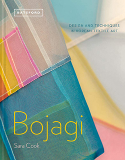 """Bojagi - Korean textile Art: technique, design and inspiration"" by Sara Cook NEW"