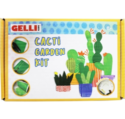 Gelli Arts Cacti Garden kit NEW (only 2 left)
