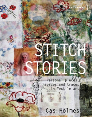 """Stitch Stories"" Cas Holmes OUT OF STOCK"