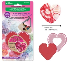 Clover Yo-yo Maker - Heart Large (3)