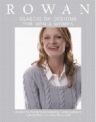 """Classic DK Designs for Men and Women"" from Rowan SOLD OUT"