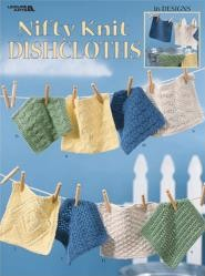 """Nifty Knit Dishcloths"" Leisure Arts (2)"
