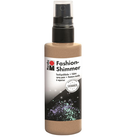 Marabu Fashion Shimmer Paint Spray NEW TO US