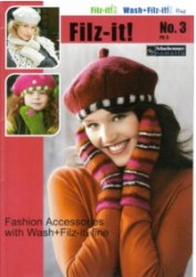 Filz-It booklet no 3 - for Fine yarns SOLD OUT