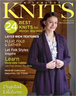 Interweave Knits Winter 2009 (1) PRINT ISSUE