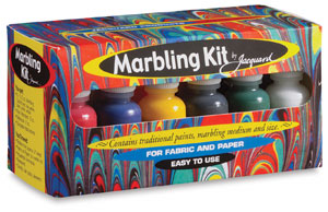 Jacquard Marbling Kit - NEW IMPROVED VERSION