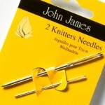 John James needle pack - Knitters Needles (12)