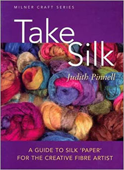 """Take Silk"" Judith Pinnell SECONDHAND ( 1 left)"