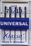 Klasse Machine Needles - Universal 70/10 SOLD OUT