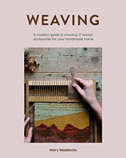 """Weaving"" by Mary Maddocks NEW"