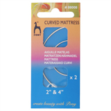 Pony Curved Mattress needles - set of 2 (3)