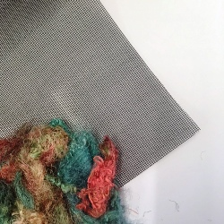 Mesh for Silk Paper Making - 60 x 49cm piece (7)