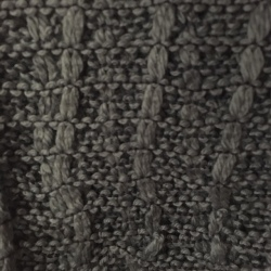 Scarf Mesh 150 x 30cm for weaving MOSS GREEN (1)