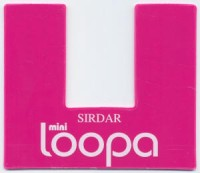 Sirdar Mini Loopa - no instructions